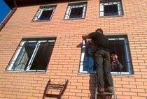 Монтаж решеток в Пензе