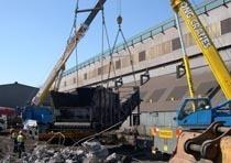 Демонтаж конструкций из металла в Пензе