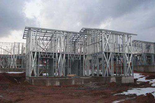 Здания на основе облегчённого металлического каркаса в Пензе